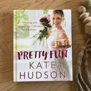 Pretty Fun & Pretty Happy books by Kate Hudson